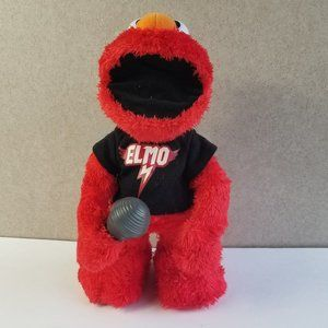 2010 Let's Rock Elmo Interactive Singing Musical Learning Preschool Toy